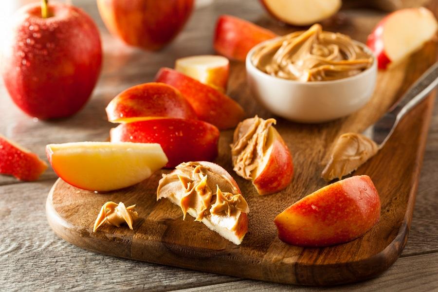 jablkowe lodeczki sila roslin